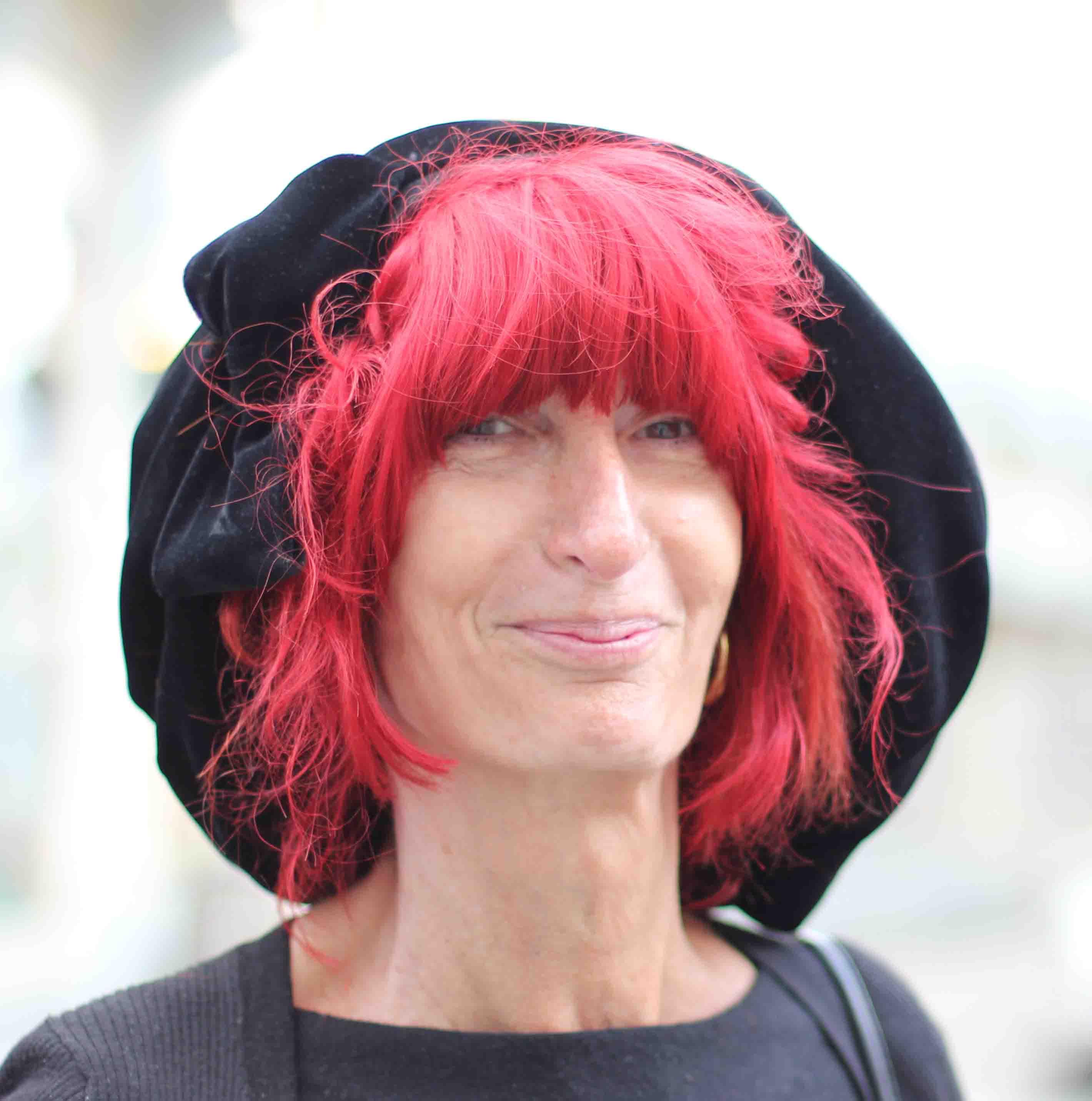 dame in Antwerpen